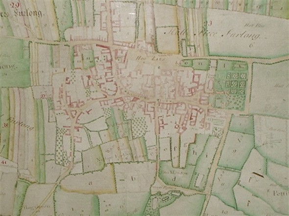 Photo:Kettering in 1727