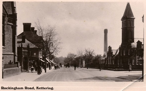 Photo: Illustrative image for the 'Rockingham Road' page